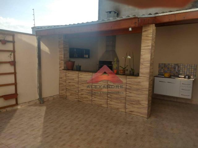 Casa com 3 dormitórios à venda, 143 m² por r$ 500.000,00 - residencial santa paula - jacar - Foto 13
