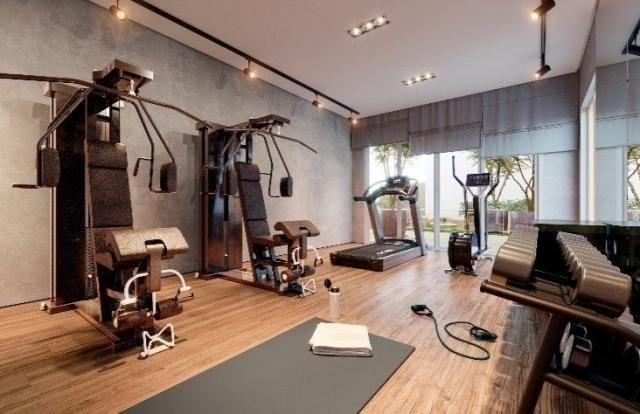 Lindo apartamento 01 suíte + 01 dormitório   próximo a recreativa da embraco   entrada par - Foto 11