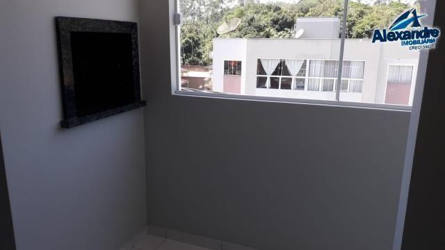 Apartamento novo no bairro nereu ramos em jaraguá do sul - Foto 7