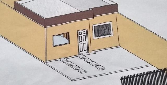Casa com 2 dormitórios à venda, 45 m² por r$ 180.000 - jardim do marquês - jacareí/sp - Foto 3