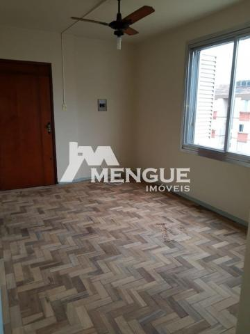 Apartamento à venda com 1 dormitórios em Jardim itu, Porto alegre cod:8175
