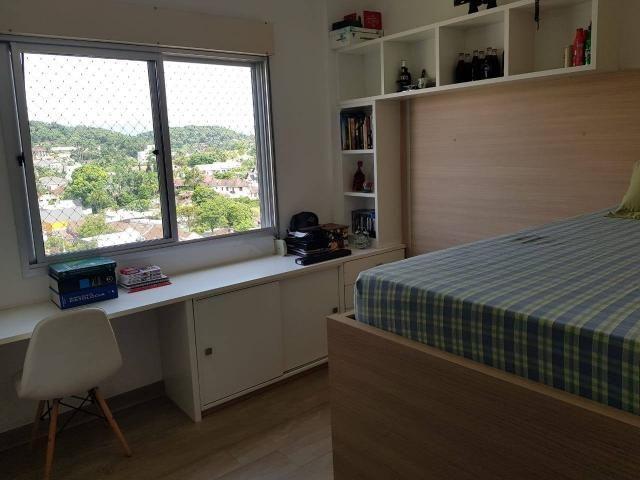 Apartamento no américa | 01 suíte + 03 dormitórios | andar alto | semi-mobiliado - Foto 15