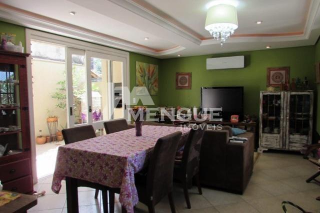 Casa de condomínio à venda com 3 dormitórios em Chácara das pedras, Porto alegre cod:8248 - Foto 3