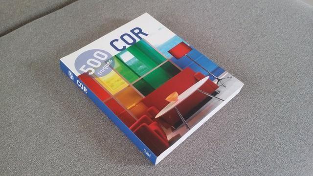 Livro Cor - 500 Truques