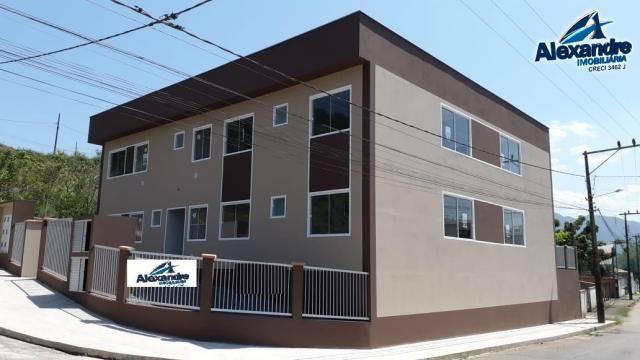 Apartamento novo no bairro nereu ramos em jaraguá do sul