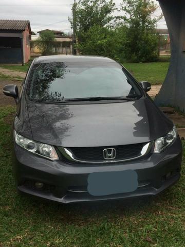 Honda- Civic LXR 2.0