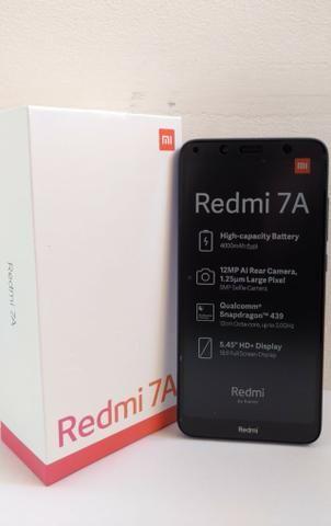 Celular Smartphone Xiaomi Redmi 7a 16gb 2gb Ram V.global