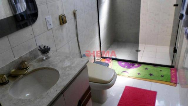 Apartamento com 3 dormitórios à venda, 180 m² por R$ 925.000,00 - Gonzaga - Santos/SP - Foto 16