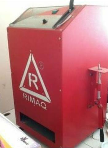 Máquina Automática para Fabricar chinelos Nova - Foto 2