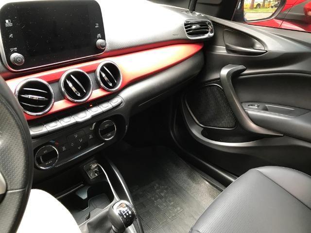 Belíssimo Argo HGT 1.8 16V - Carro igual a Zero, de Garagem, apenas 7.931Km - Foto 19