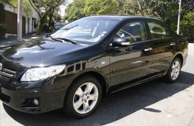 Corolla XEI Automático 2010