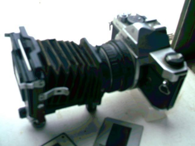 Copiador de slides para laboratorio Fotografico 35mm