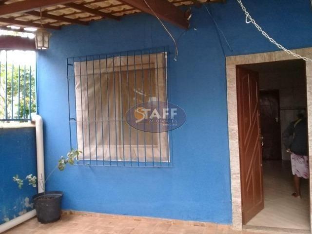 OLV-Casa com 3 dormitórios à venda, 100 m² por R$ 110.000 - Unamar - Cabo Frio/RJ CA1341 - Foto 7