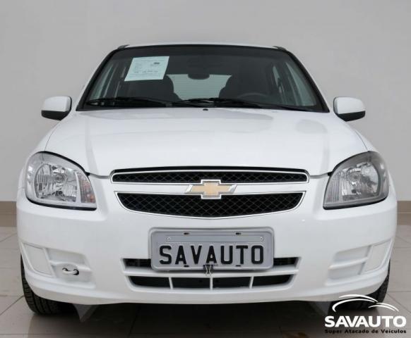 Chevrolet Celta Celta LT 1.0 MPFI 8V FlexP 4P - Foto 2