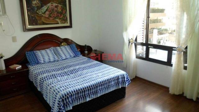 Apartamento com 3 dormitórios à venda, 180 m² por R$ 925.000,00 - Gonzaga - Santos/SP - Foto 13