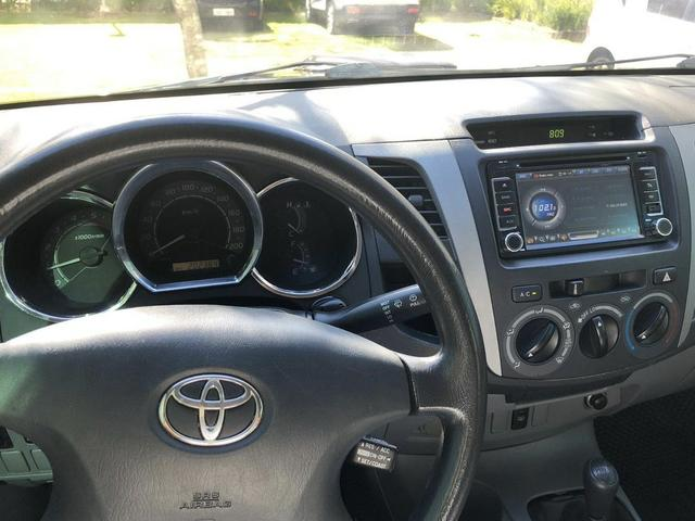 Toyota Hilux CD SRV D4-D 4x4 3.0 TDi AT 2008 - impecável! - Foto 5