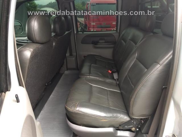 Ford F-250 XLT W20 MWM Seis Cilindros Cab. Dupla de Fábrica Impecável ! - Foto 17