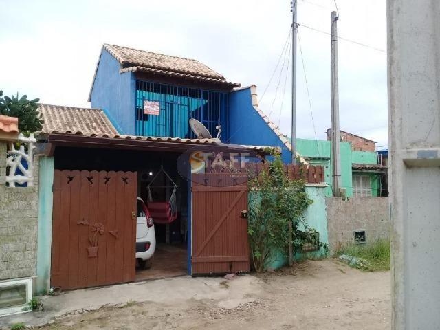 OLV-Casa com 3 dormitórios à venda, 100 m² por R$ 110.000 - Unamar - Cabo Frio/RJ CA1341