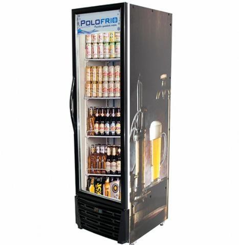 Cervejeira modelos porta de vidro e porta cega - Foto 3