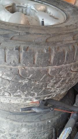 Rodas da Dakota aro 15 - Foto 2