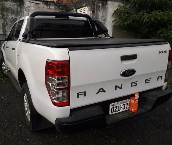 Ford Ranger; A mais zera de Salvador