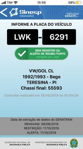Vw/gol cl - Foto 11