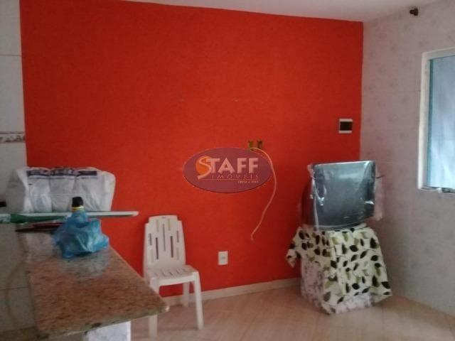 OLV-Casa com 3 dormitórios à venda, 100 m² por R$ 110.000 - Unamar - Cabo Frio/RJ CA1341 - Foto 4