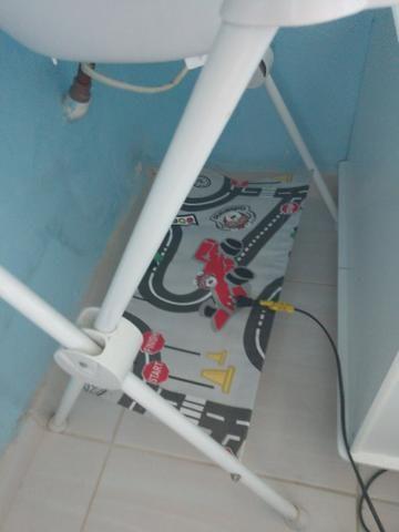 Banheira+ducha+trocador+suporte para banho - Foto 2