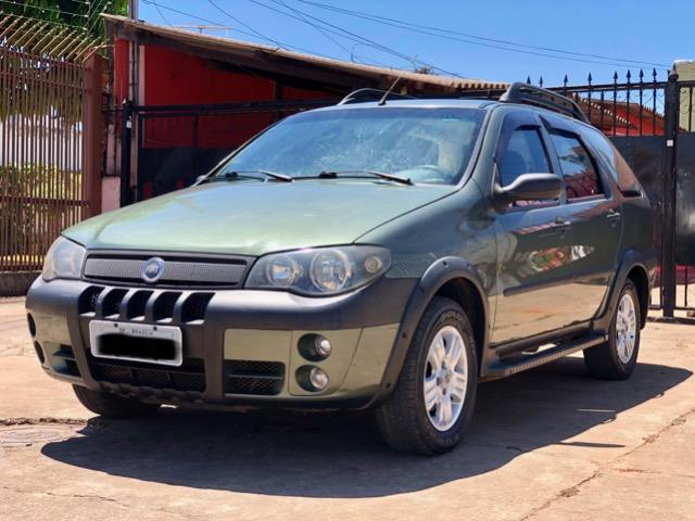 Fiat Palio Weekend Adventure Try On 1.8 8V (Flex)