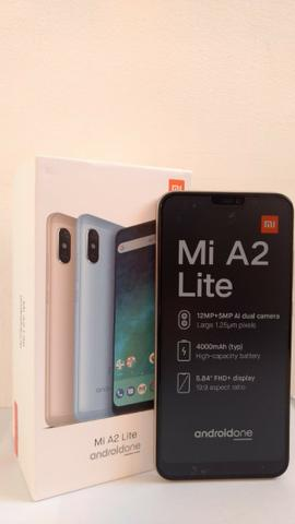 Celular Xiaomi Mi A2 Lite 32gb/3gb Ram Global Capa + película