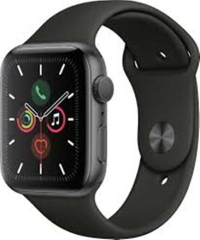 Lançamento Apple Watch 5 44mm Preto - Foto 2