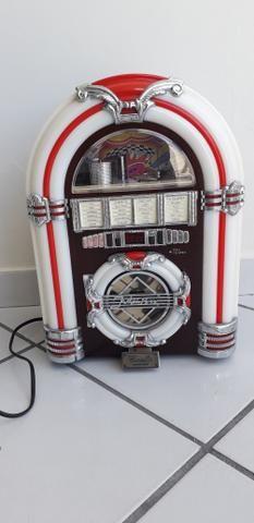 Mini Jukebox Retrô - Foto 5