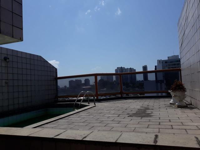 Vieiralves Cobertura duplex Granville vendo com 252m2, 4 suítes , armários piscina - Foto 12
