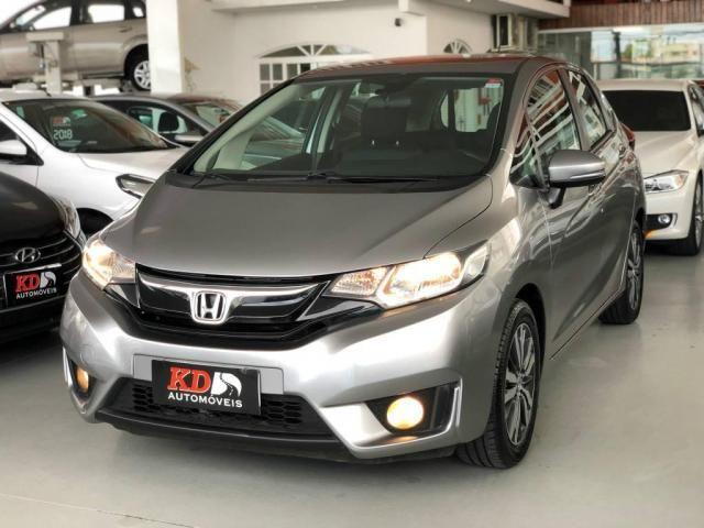 Honda Fit 1.5 EX CVT - Foto 2