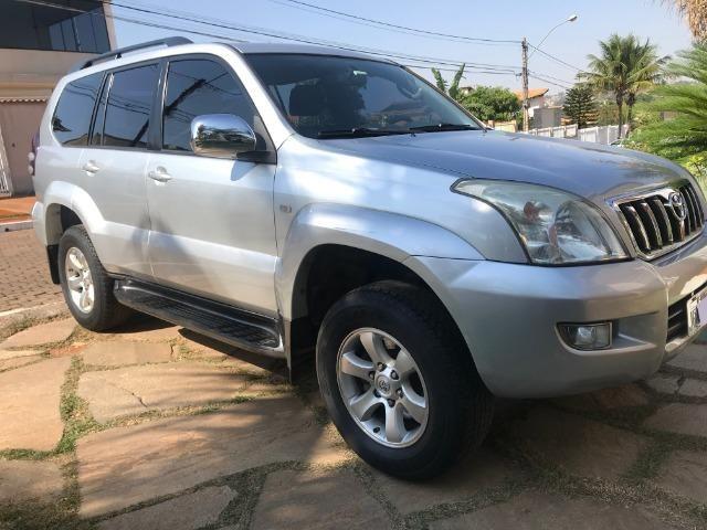 Toyota Prado 8 lugares, Só DF, conservadíssima, completa e revisada - Foto 10