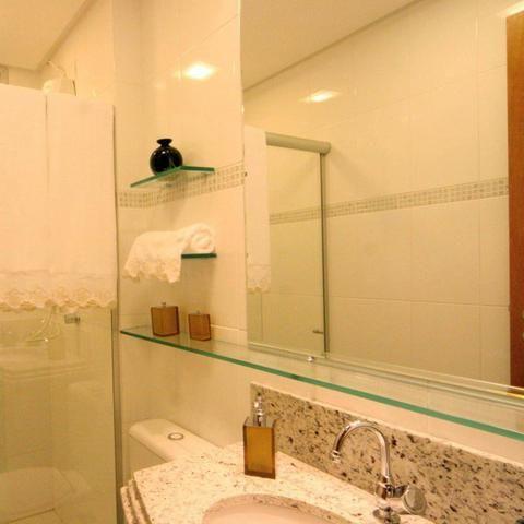 Apartamentoe 3 qtos 1 suite 1 vaga lazer completo, novo aceita financiamento - Foto 4