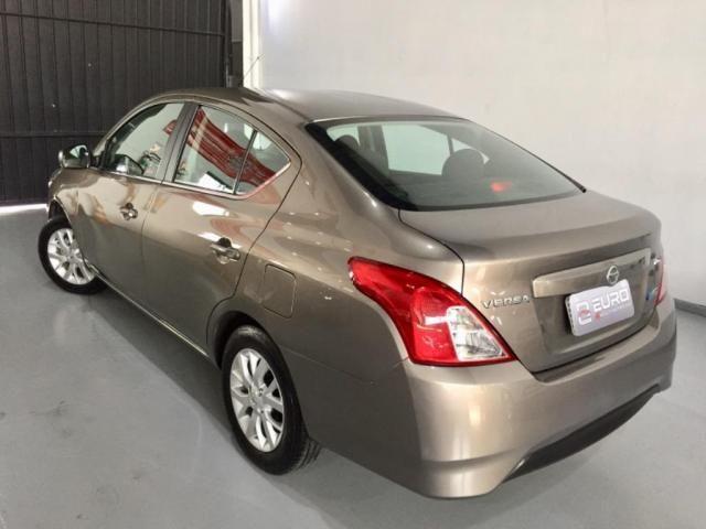 Nissan Versa 1.6 SV CVT - Foto 4