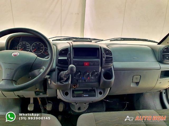 Fiat Ducato Minibus MultiJet Teto Alto 15 Lugares! Impecável! Completa! 2.3 16V 127CV - Foto 16
