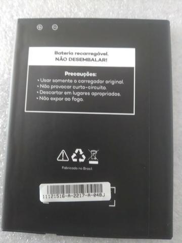 Bateria Para Celular Quantum Muv Pro Q3 Q5 Original - Foto 2