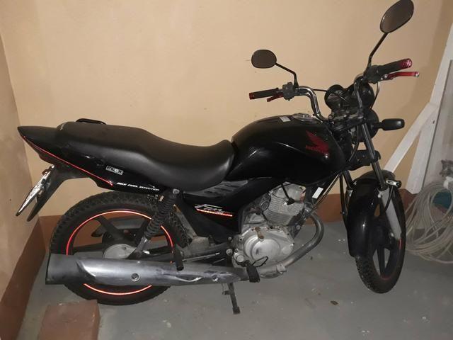 Vendo está Moto Fan 150