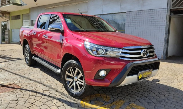Toyota Hilux SRX 2016/2017