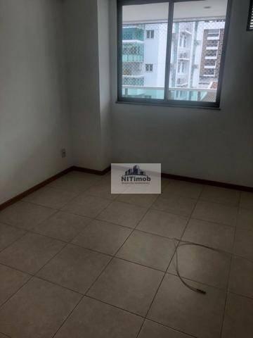 Excelente Apartamento na Mariz e Barros 272 em Icaraí no Condomínio Calle Veronna, com arm - Foto 6