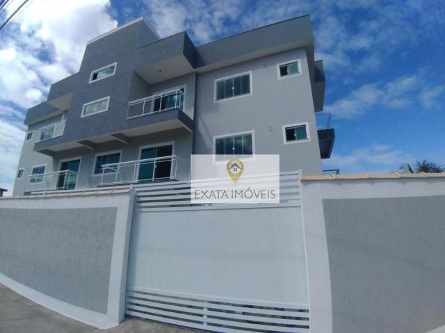 Apartamento 2 quartos com suíte, baixo condomínio e próximo a rodovia, Recreio/Ouro Verde - Foto 2