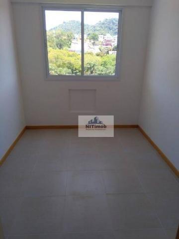 Ótimo apartamento no Condomínio Portal do Verde em Pendotiba na Estrada Caetano Monteiro 4 - Foto 10