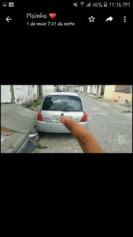 Vendo Renault Clio - Foto 6