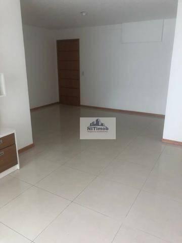 Excelente Apartamento na Mariz e Barros 272 em Icaraí no Condomínio Calle Veronna, com arm - Foto 8