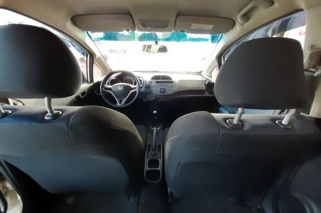 Honda Fit Dx 1.4 Flex 16v Aut - Foto 8