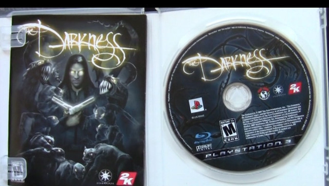 Jogo ps3 the Darkness - Foto 3