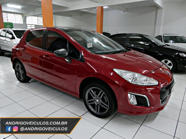 Peugeot- 308 Griffe 1.6 Thp Top