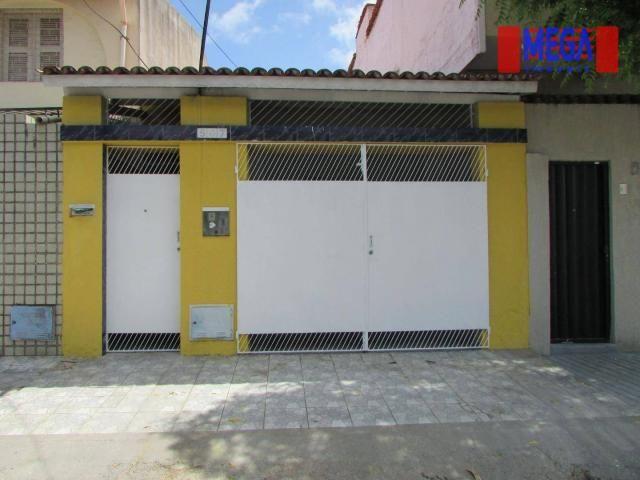 Casa com 2 quartos para venda ou aluguel, próximo à av. Jovita Feitosa